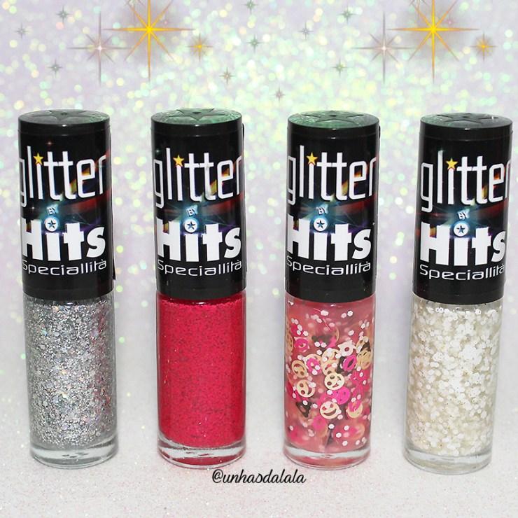 recebidos hits speciallità, glitter, glitter hits, lançamento, lançamento glitter hits, glitter hits emojis, glitter emojis, emojis, glitter branco, glitter prata, glitter vermelho