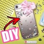 DIY: Customizando Capinha para Celular #1