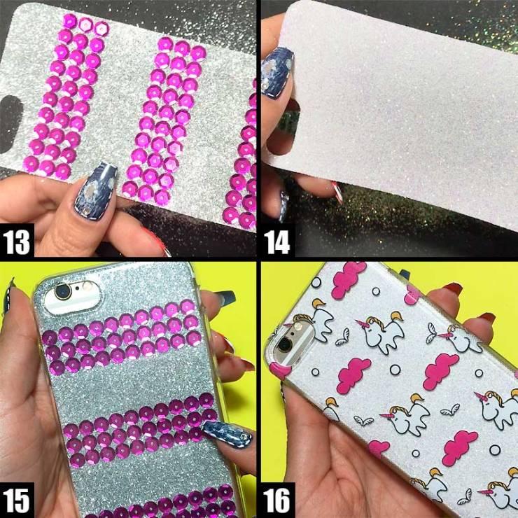 DIY: Como Customizar Capinha de Celular #2