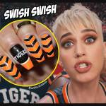 Unhas Decoradas Swish Swish – Katy Perry ft Nicki Minaj