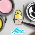Como Desenhar Princesas – Alice no País das Maravilhas