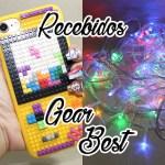RECEBIDOS: Gear Best   Outubro 2017