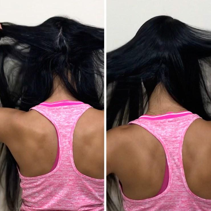 mealiza, mealiza forever liss, forever liss, hidratando os cabelos, ultra hidratação, cabelo longo, cabelo natural, projeto Rapunzel, maisena nos cabelos, máscara capilar, máscara capilar  forever liss