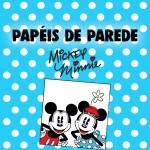 Papéis de Parede Mickey e Minnie Para Celular