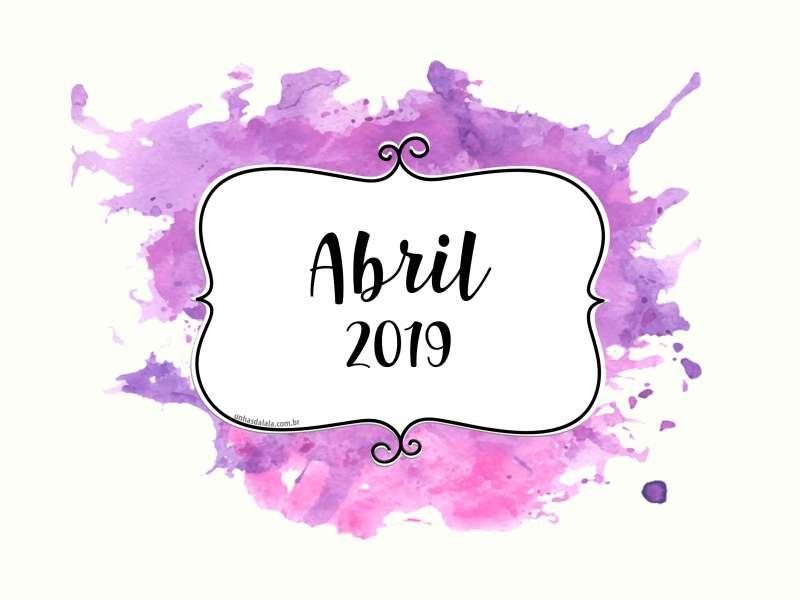 calendário, calendário 2019, calendário para imprimir, agenda, agenda 2019, agenda para imprimir, planner, planner para imprimir, planner 2019, dicas de organização, organização, organização pessoal, 2019
