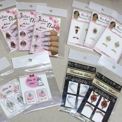 recebidos, joias de unha, joia de unha, maria bonita customização, joias de unha maria bonita customização, pedrarias, joias, unhas, nail, recebidos da lala, recebidos unhas da lala, larissa leite, lala, blog unhas, blog moda