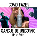 COMO FAZER SANGUE DE UNICÓRNIO DO HARRY POTTER