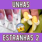 UNHAS MAIS DIFERENTES E ESTRANHAS DA INTERNET 2