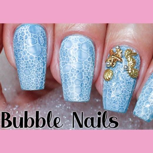 bubble nails, bubble, unhas bubble, decoração bubble nails, bubble nail art, unhas com espuma, unhas de espuma, unhas com espuma de sabão, unhas com bolhas de sabão, lala, larissa leite, unhas da lala, unhas gringas, tendencia unhas, unhas da moda, bubble nails instagram