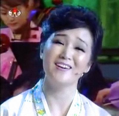 Moranbong Ri Ok-hua 리옥화