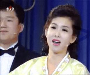 Ri Chun-il 리춘일 & Kim Kyong-hui 김경희