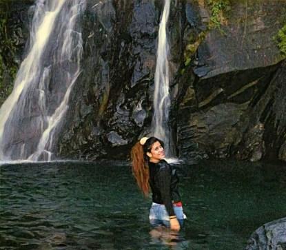 Bhagsu nath falls