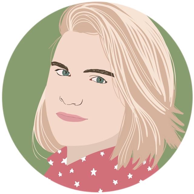 portrait illustré de Camille Douay