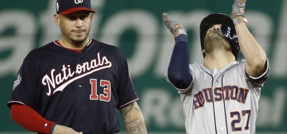 Astros Nationals World Series