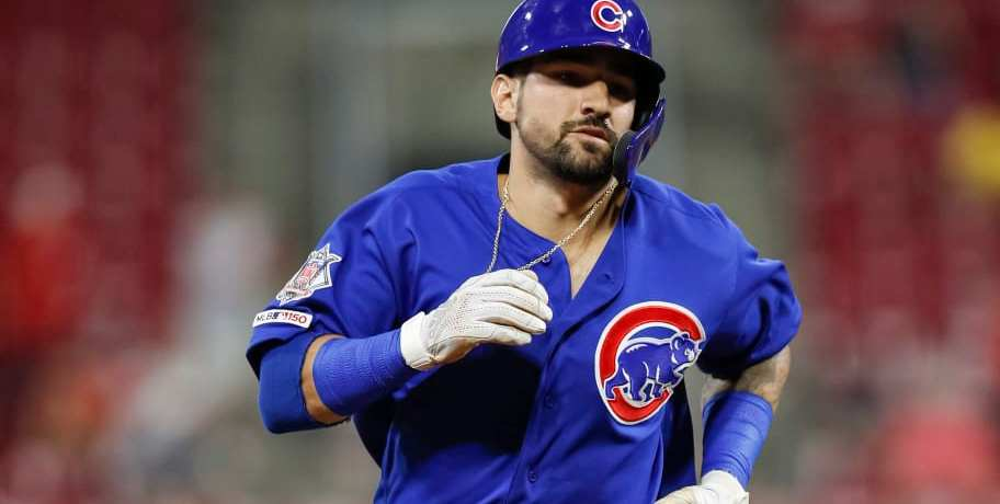 Nicholas Castellanos could be a great target for the Yankees this offseason