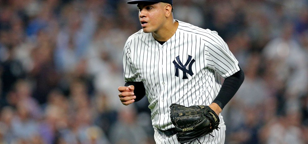 Dellin Betances Yankees