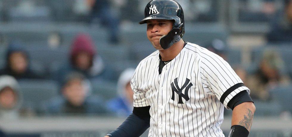 Gary Sanchez Yankees
