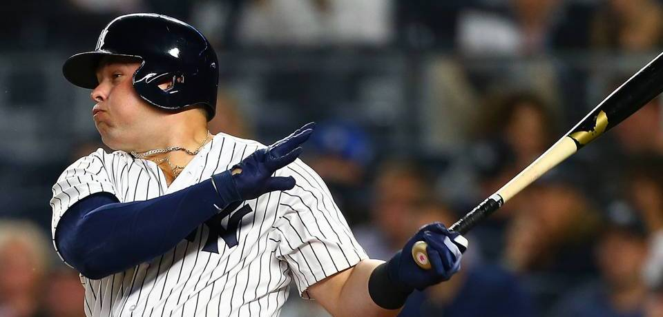 Can Luke Voit bounce back strong after his up-and-down 2019?