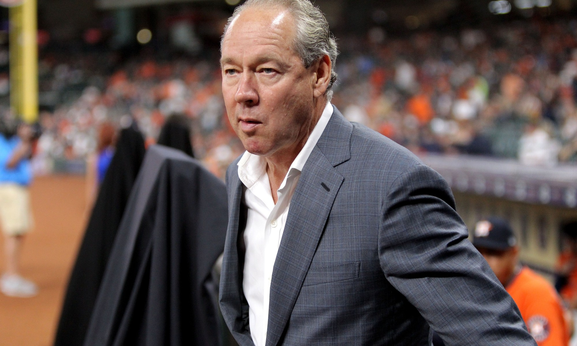 Houston Astros Jim Crane
