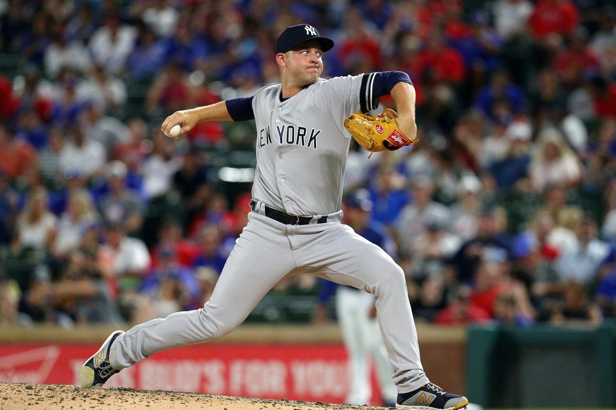 Mike King Yankees