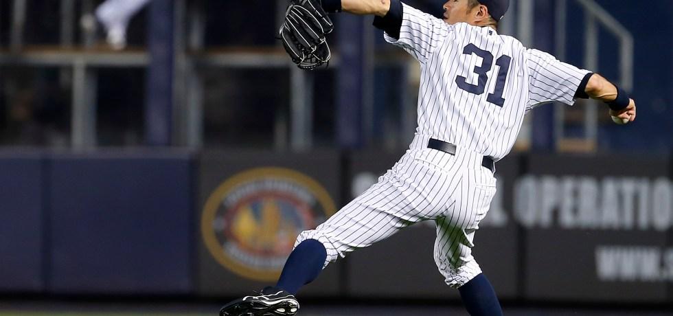 Yankees Ichiro