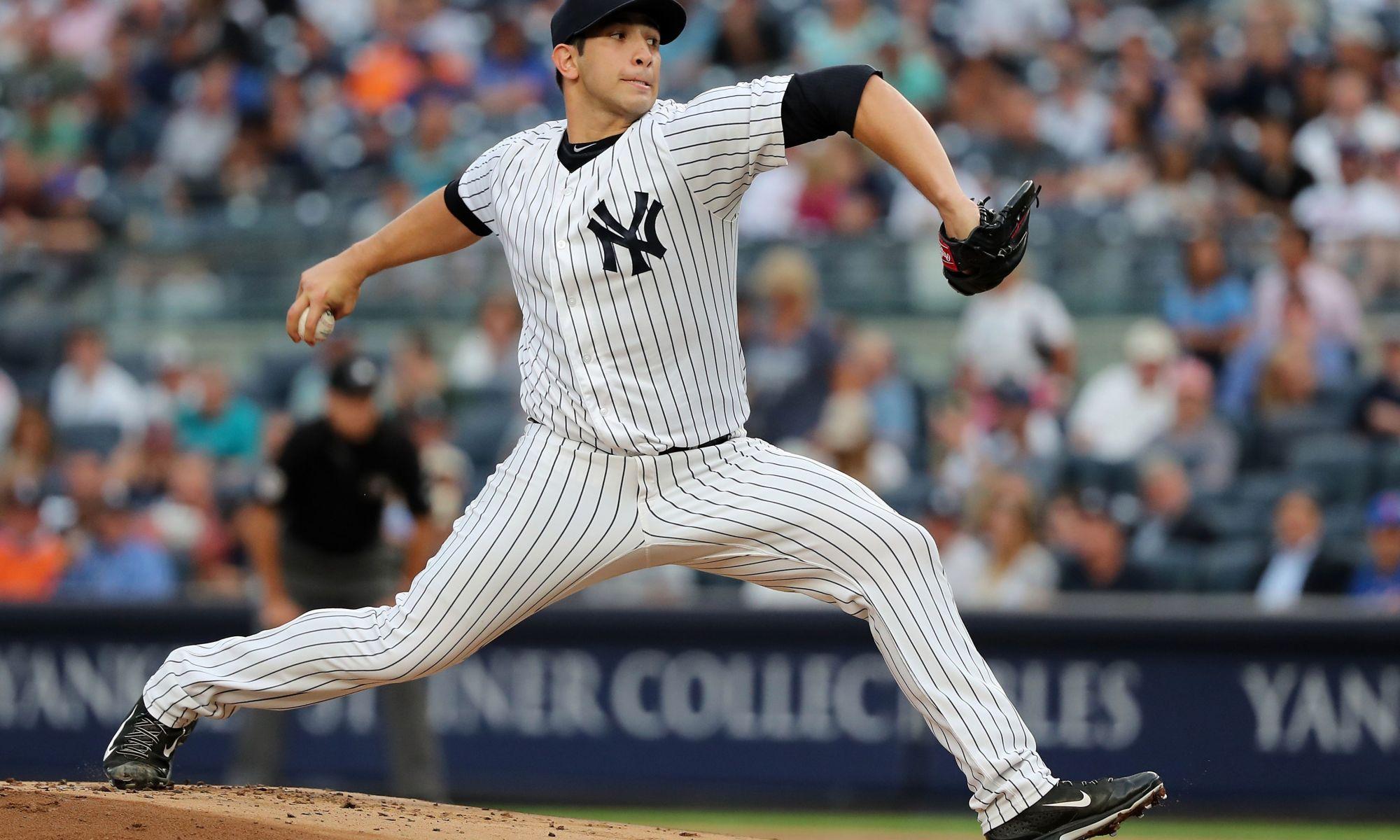 Yankees Luis Cessa