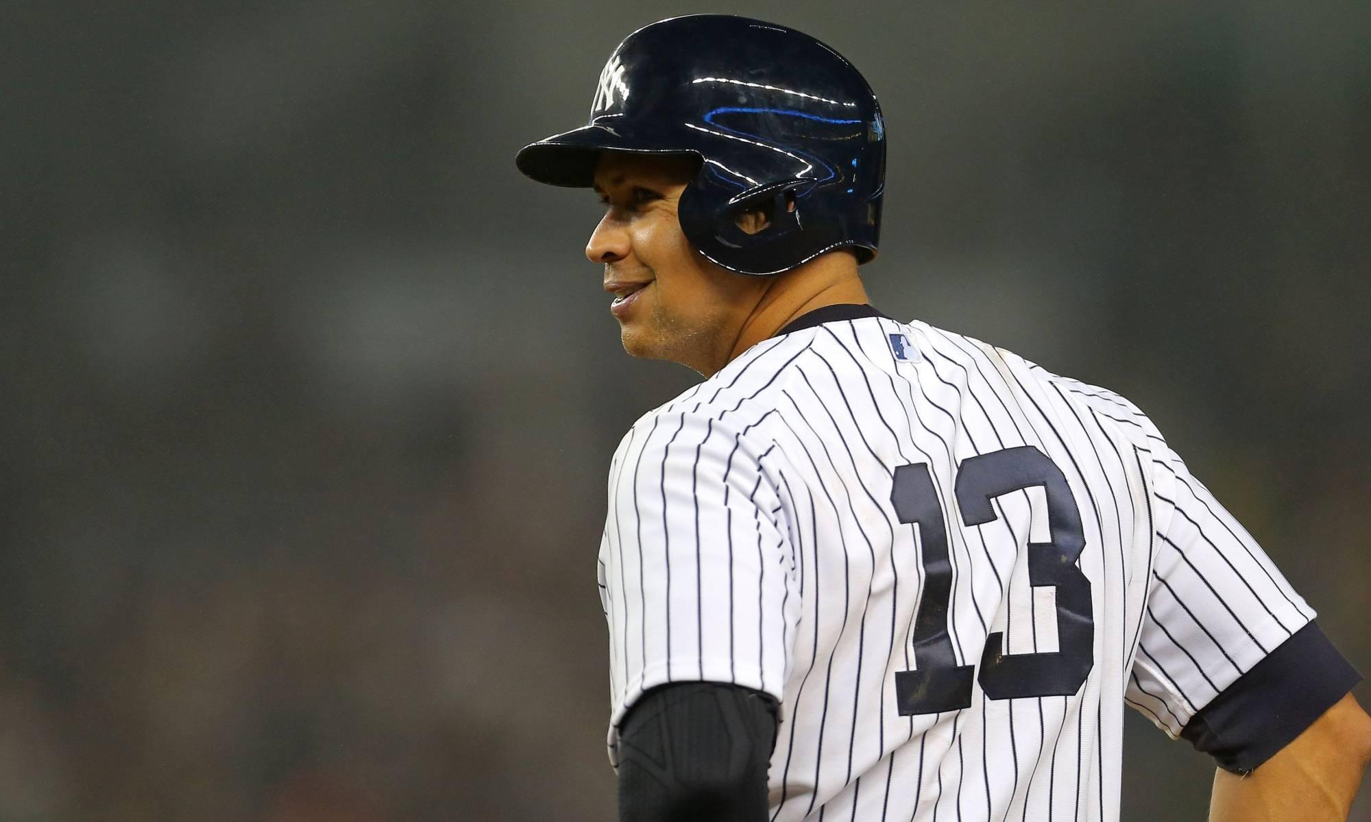 Yankees Alex Rodriguez