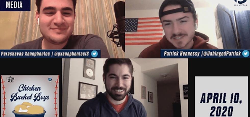 Chicken Bucket Boys Podcast