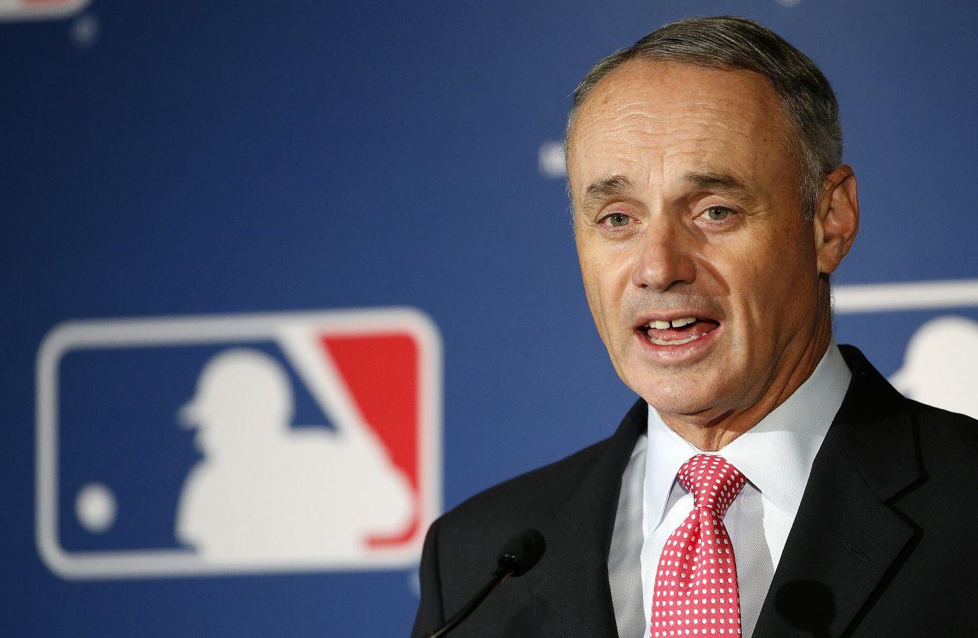 MLB Rob Manfred