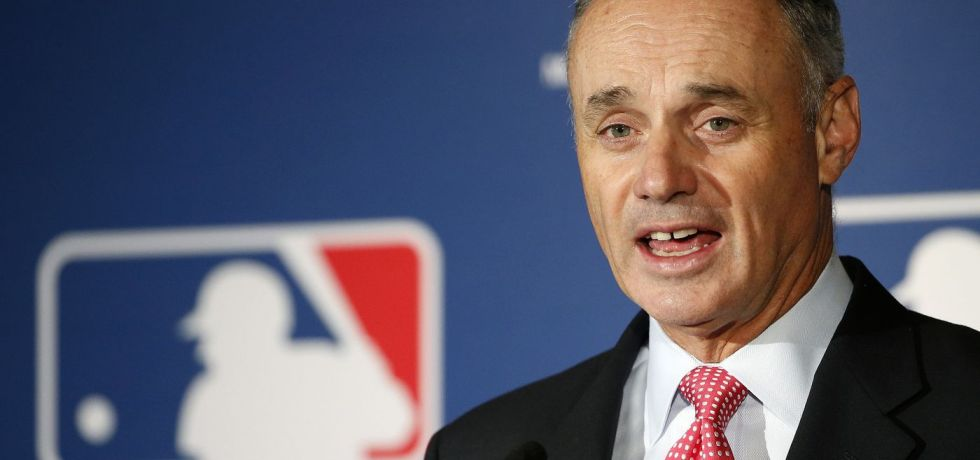 MLB Rob Manfred