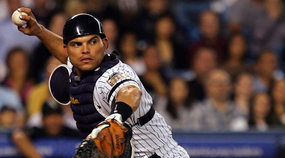 Yankees Ivan Rodriguez