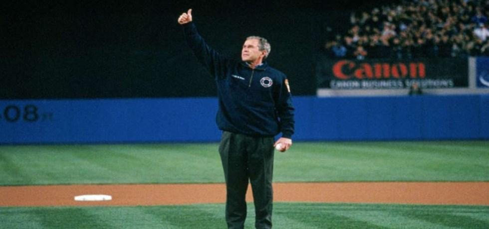 MLB George Bush