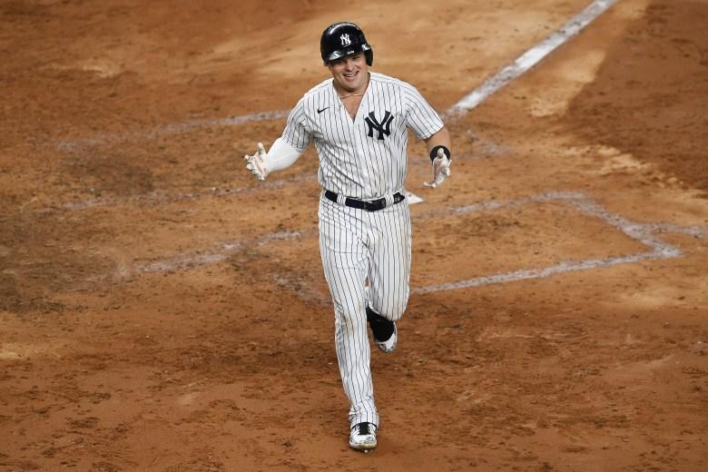 Yankees Luke Voit