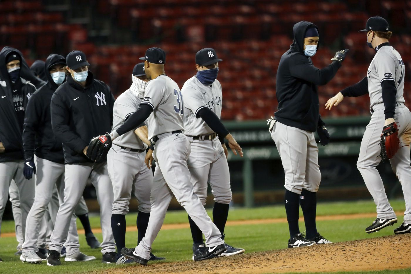 The Yankees are hot at the perfect time.