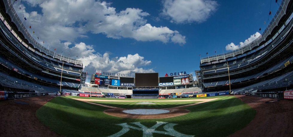 Baseball Yankee Stadium