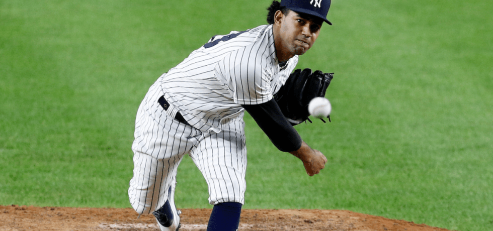 What should we expect from Deivi Garcia's first full season in the majors?