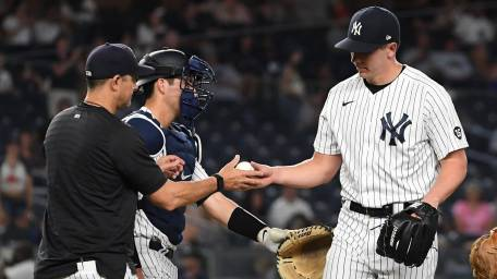 Is it time to panic for the Yankees?