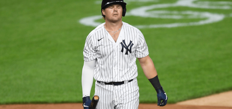 Can Luke Voit still prove his worth to the Yankees?