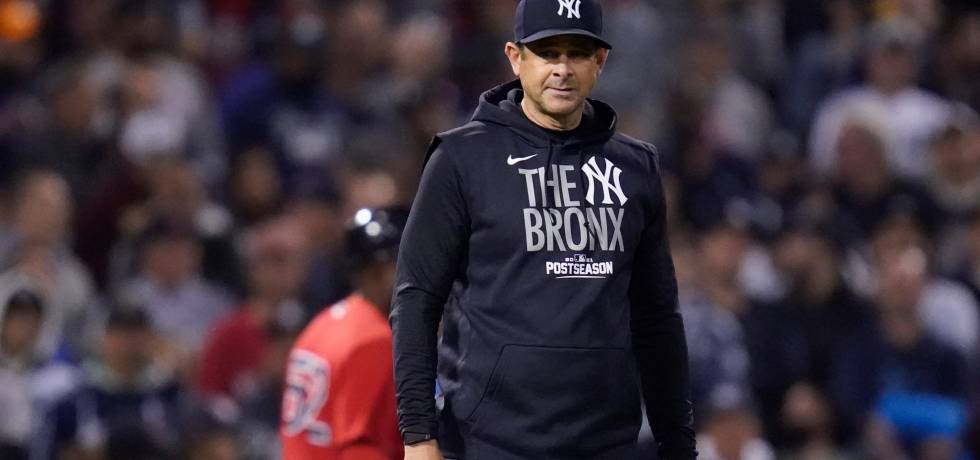 Will the New York Yankees make changes this offseason?