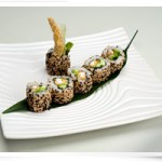 <青空レストラン>カンパチの裏巻き寿司レシピ!3/26