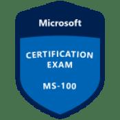 Curso MS-100 Identidades e Serviço do Microsoft 365