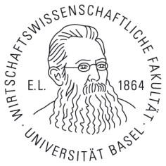 Wirtschaftswissenschaftliche Fakultät - Universität Basel