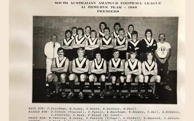 1980 Mens A1 Reserve