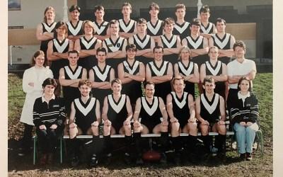 1996 Mens A4 Reserves