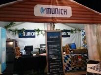 German pretzels at Munich