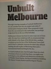 Unbuilt Melbourne
