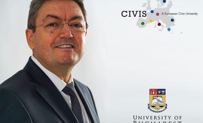 stire CIVIS rector