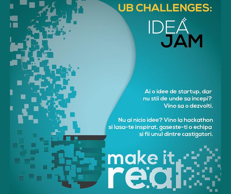 ub challenges idea jam unibuc universitatea din bucuresti 2020