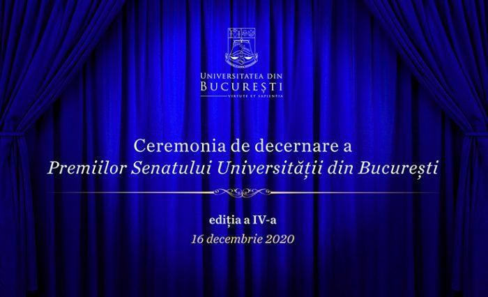 premiile senatului 2020 unibuc video editia 4