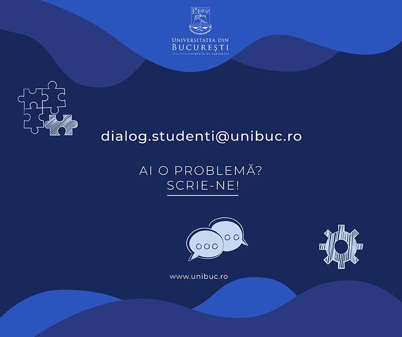 dialog studenti unibuc conducere universitatea din bucuresti ub